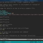 Linux 使用者群組設定、透過 group 來給 sudo 權限 (比改 sudoer 方便!)