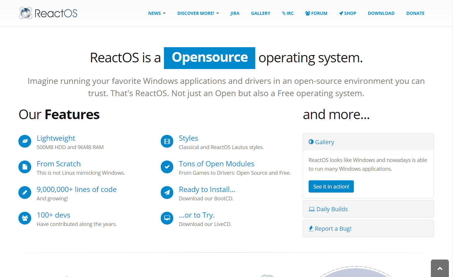 reactos_features