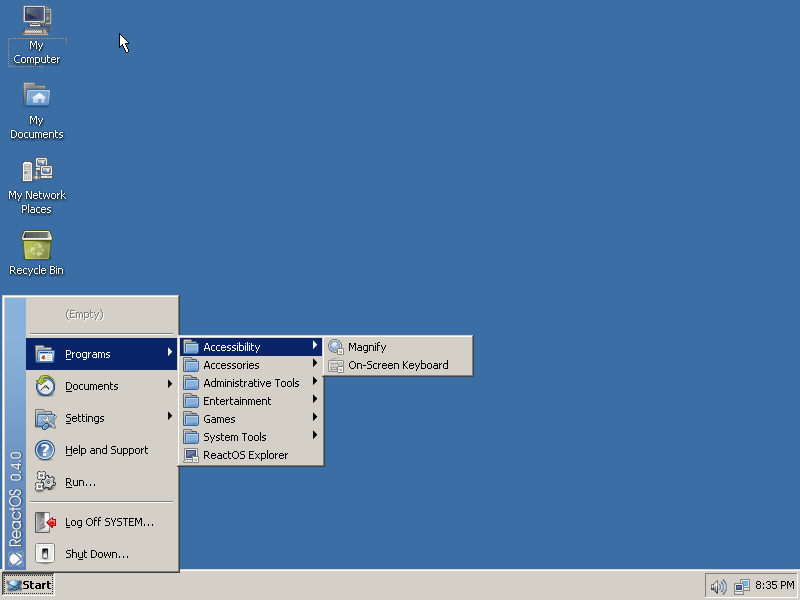 reactos_livecd_start_menu_2
