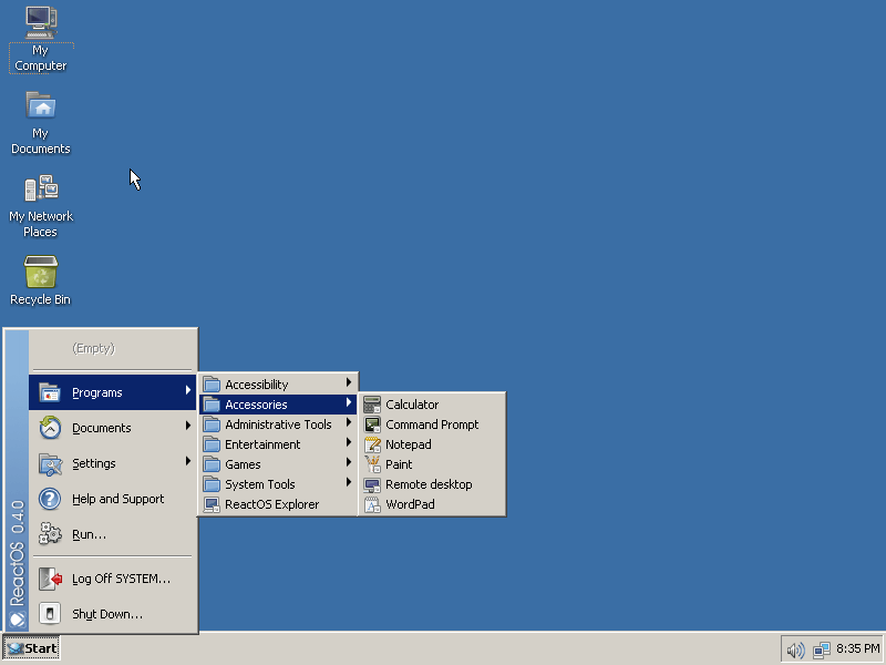 reactos_livecd_start_menu_3