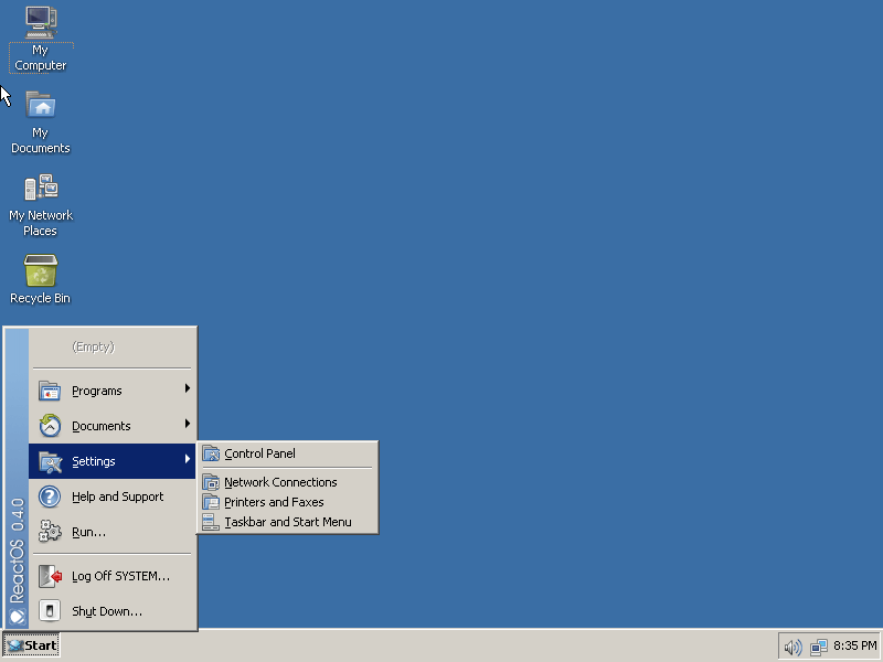 reactos_livecd_start_menu_8