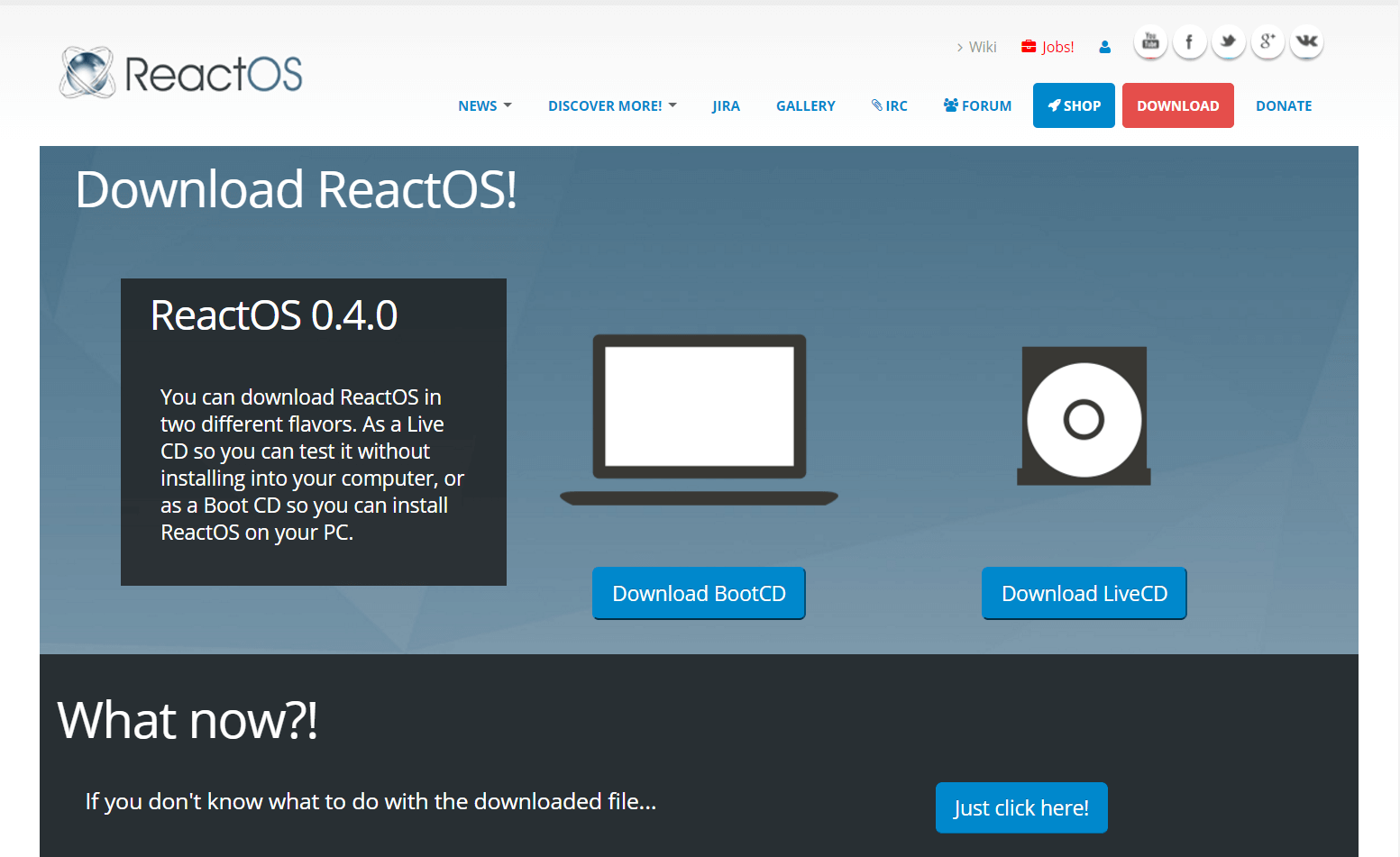reactos_v0.4.0_download_page