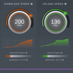 Sourceforge 推出的 Internet Speed Test 網路速度測試服務